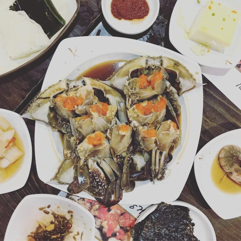 Yummylicious Seoul - Crab
