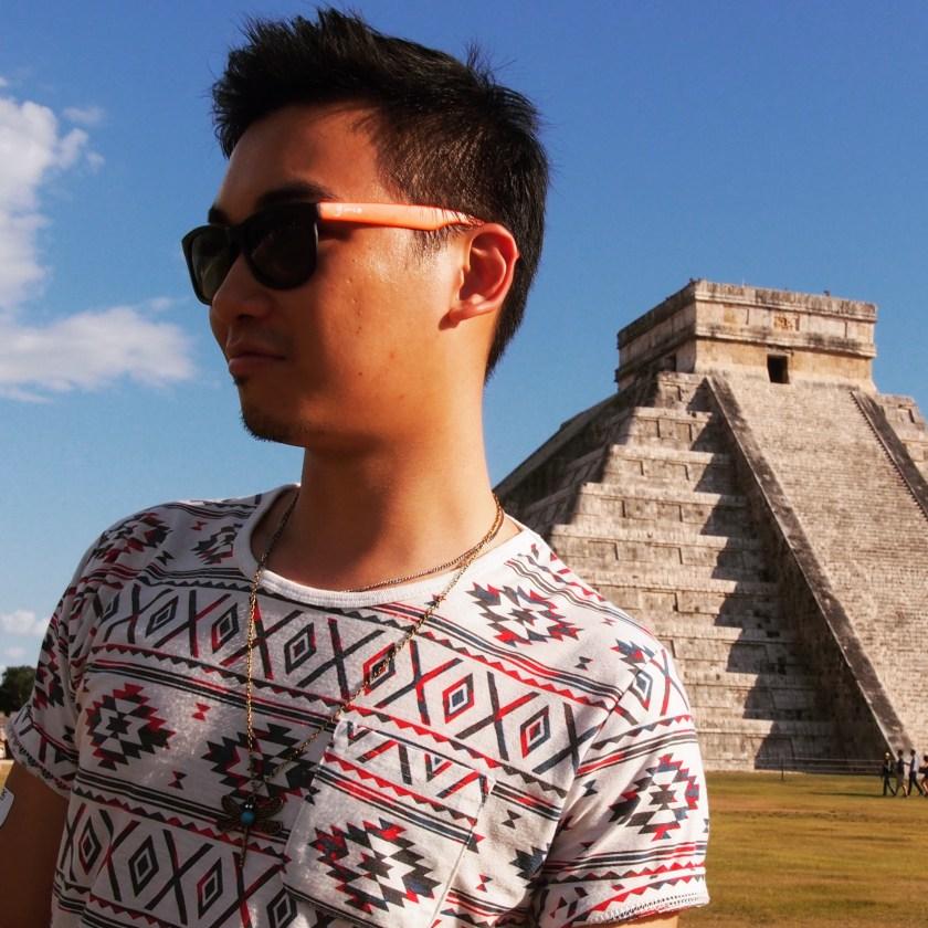 Mexico - chichen Itza.JPG