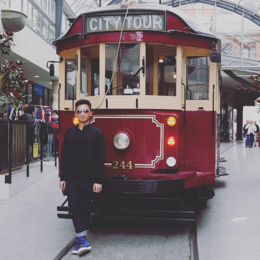 Christchurch - Tram 2