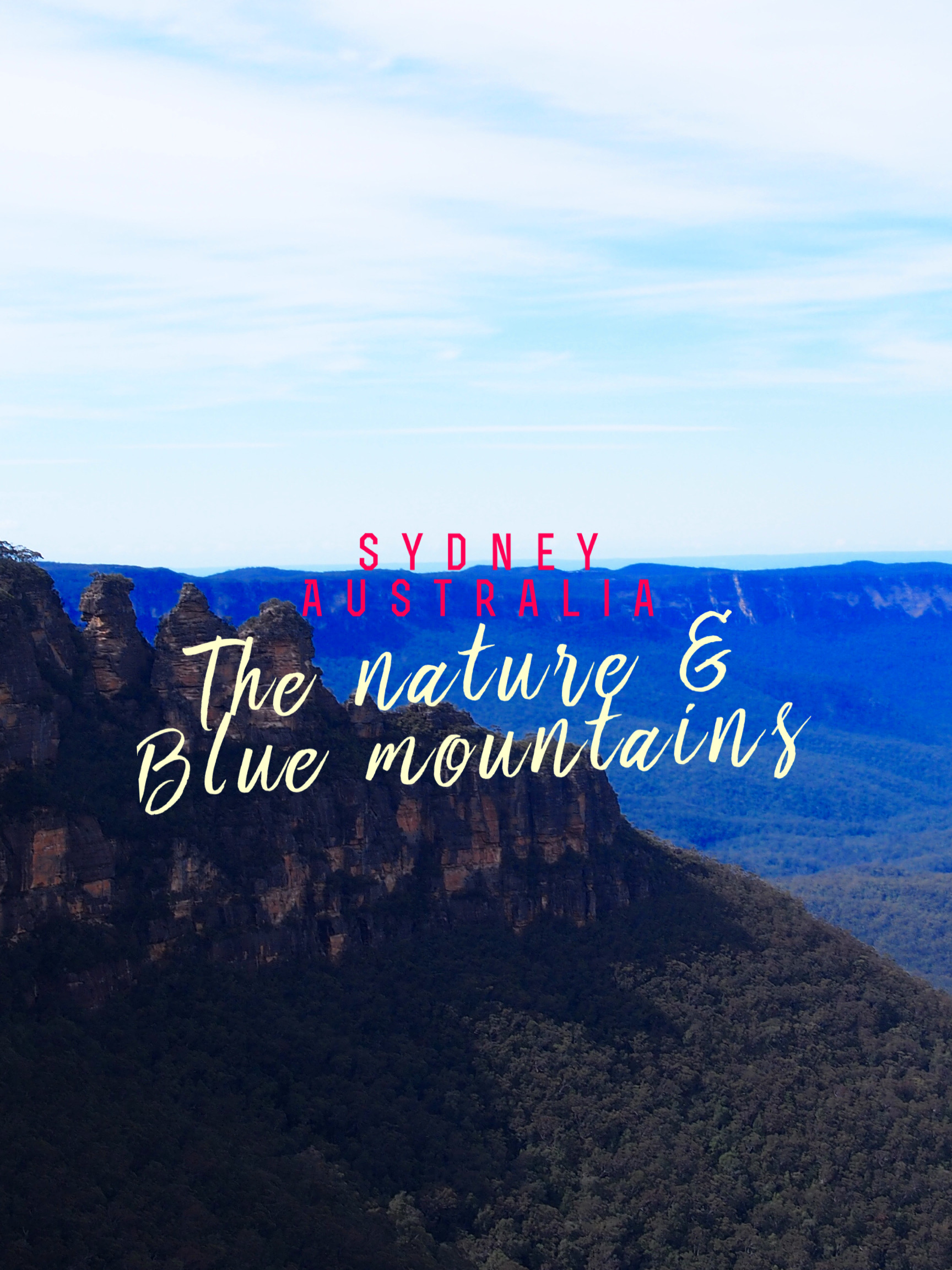 The Best Natural Places to Visit in Sydney for First-timers