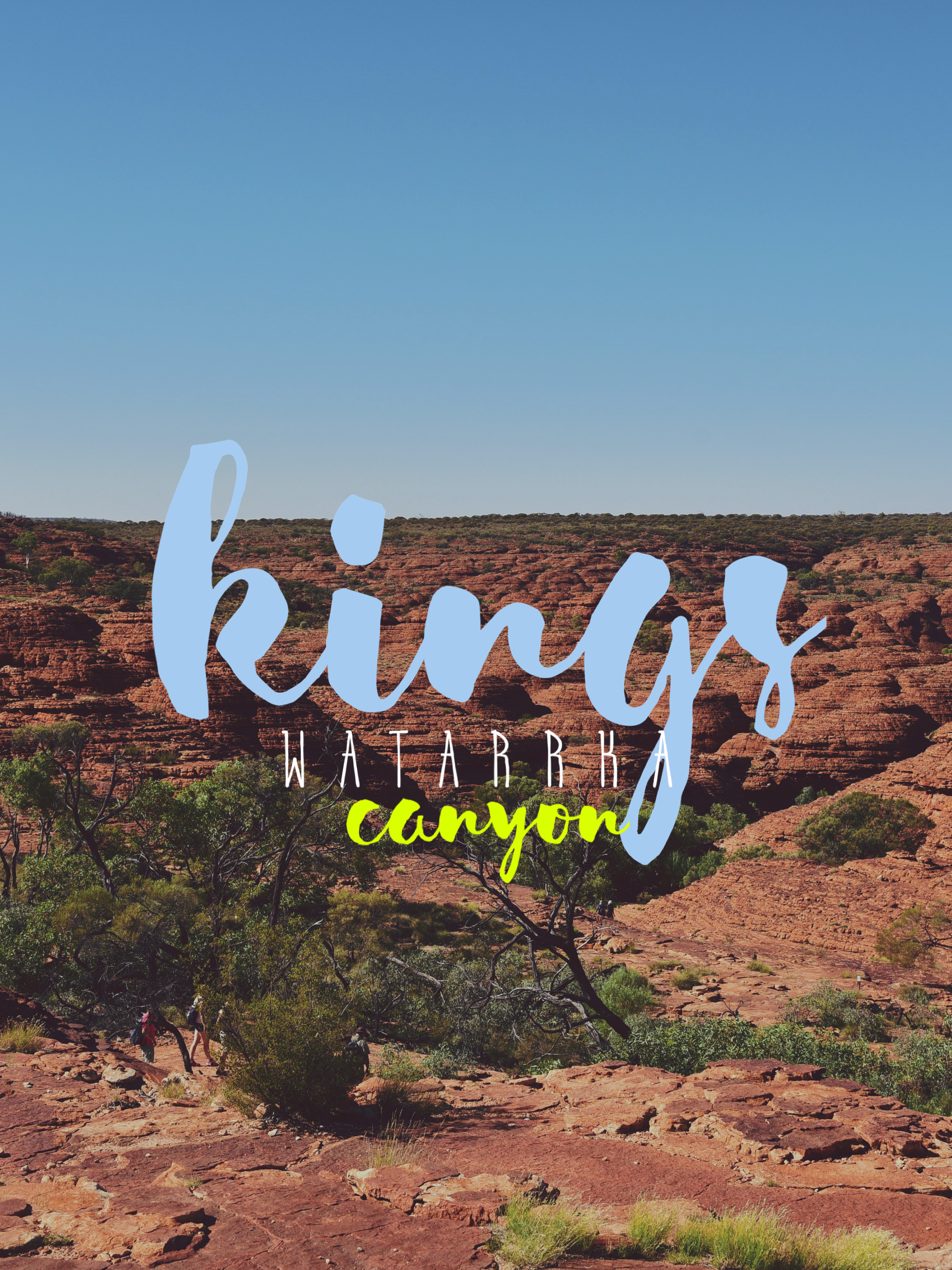Kings Canyon: The Spectacular Lost City