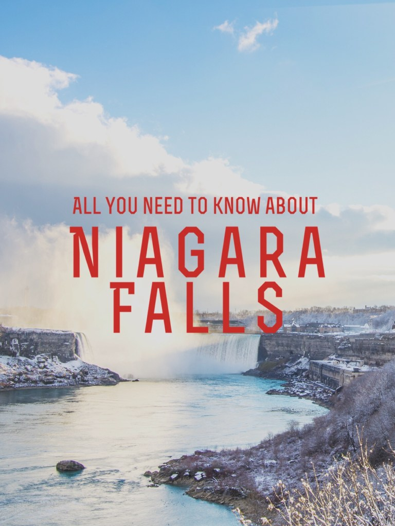 Frozen: Niagara Falls