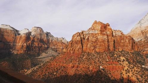 dramatic canyon