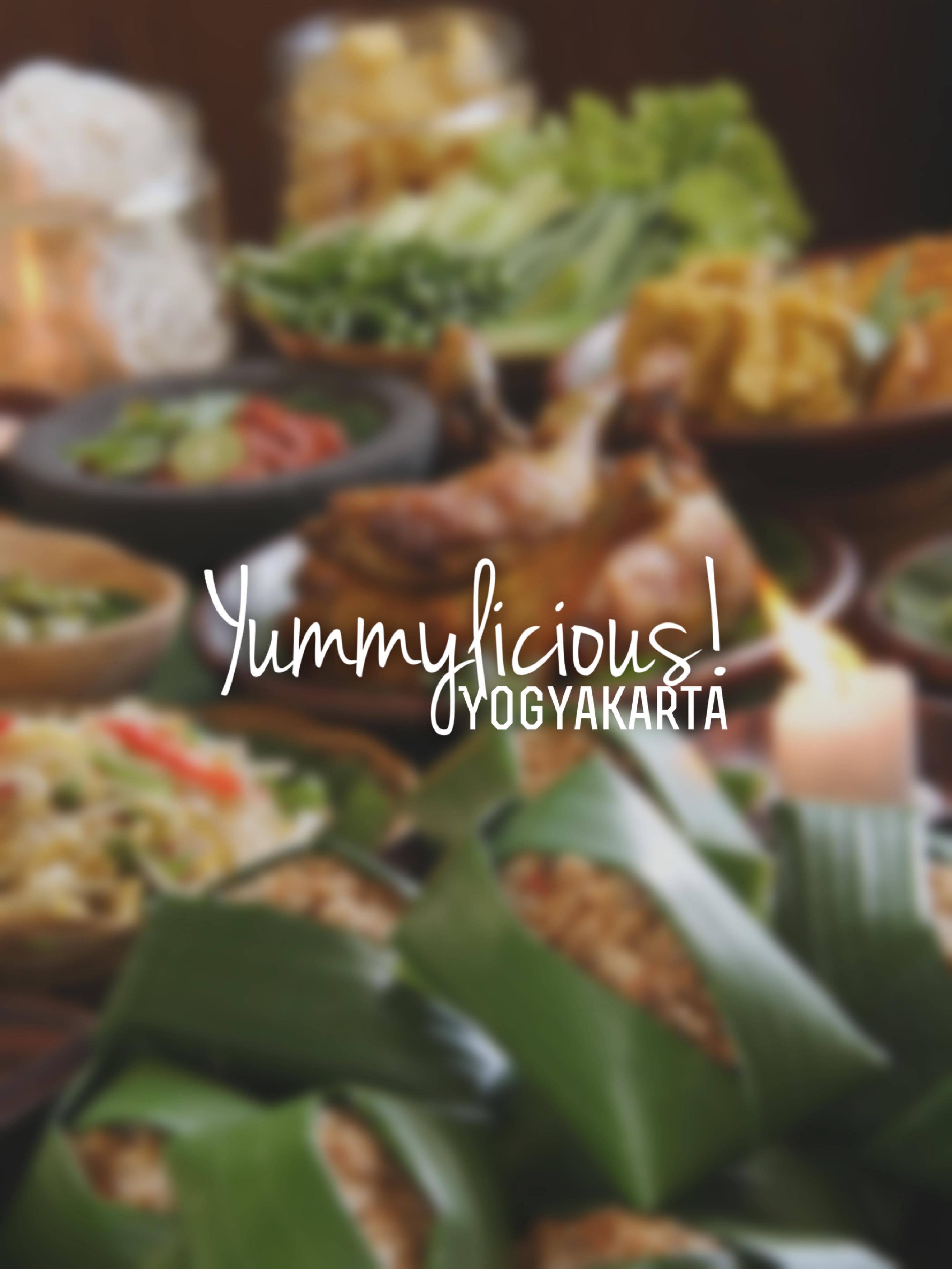 Yummylicious! Yogyakarta!