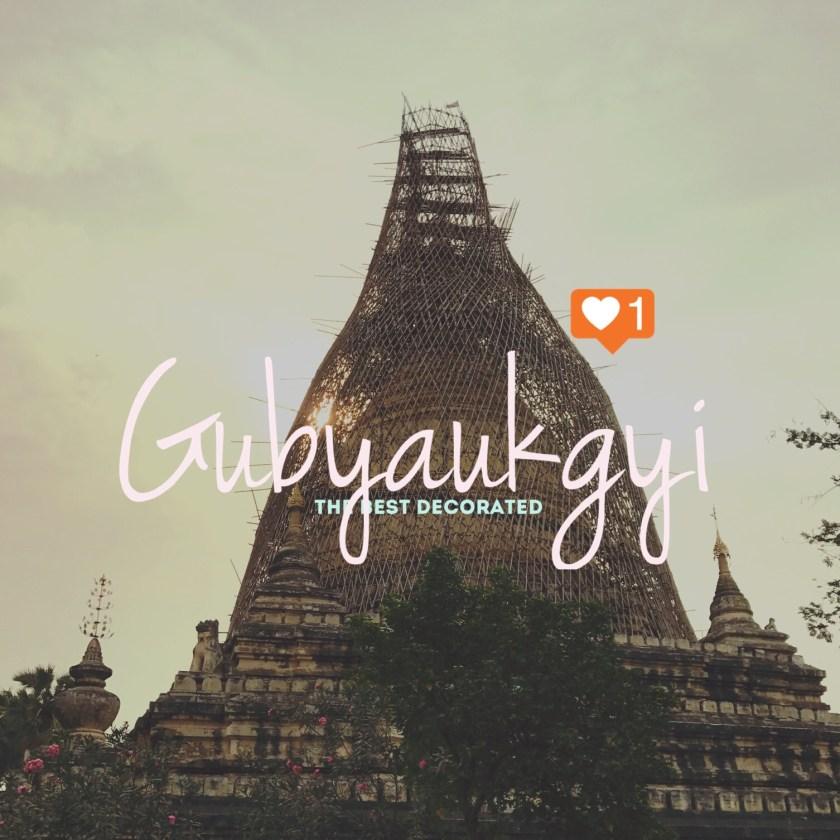 Bagan 2 Gubyaukgyi Temple 0