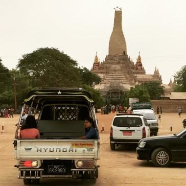 Bagan 3 Ananda Temple 1