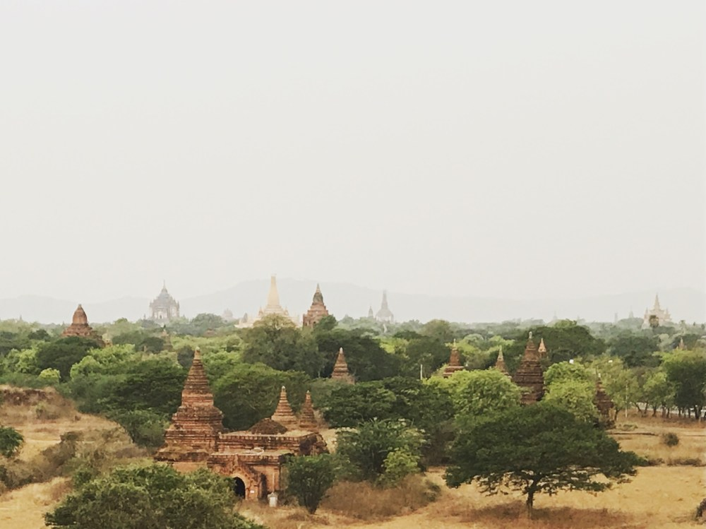 Bagan Sunrise 1