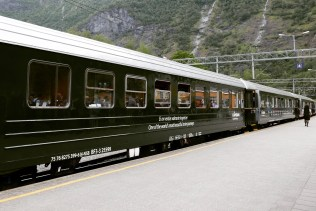 Flåm , Norway 5 - train