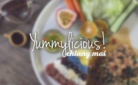Yummylicious! Chiang Mai!