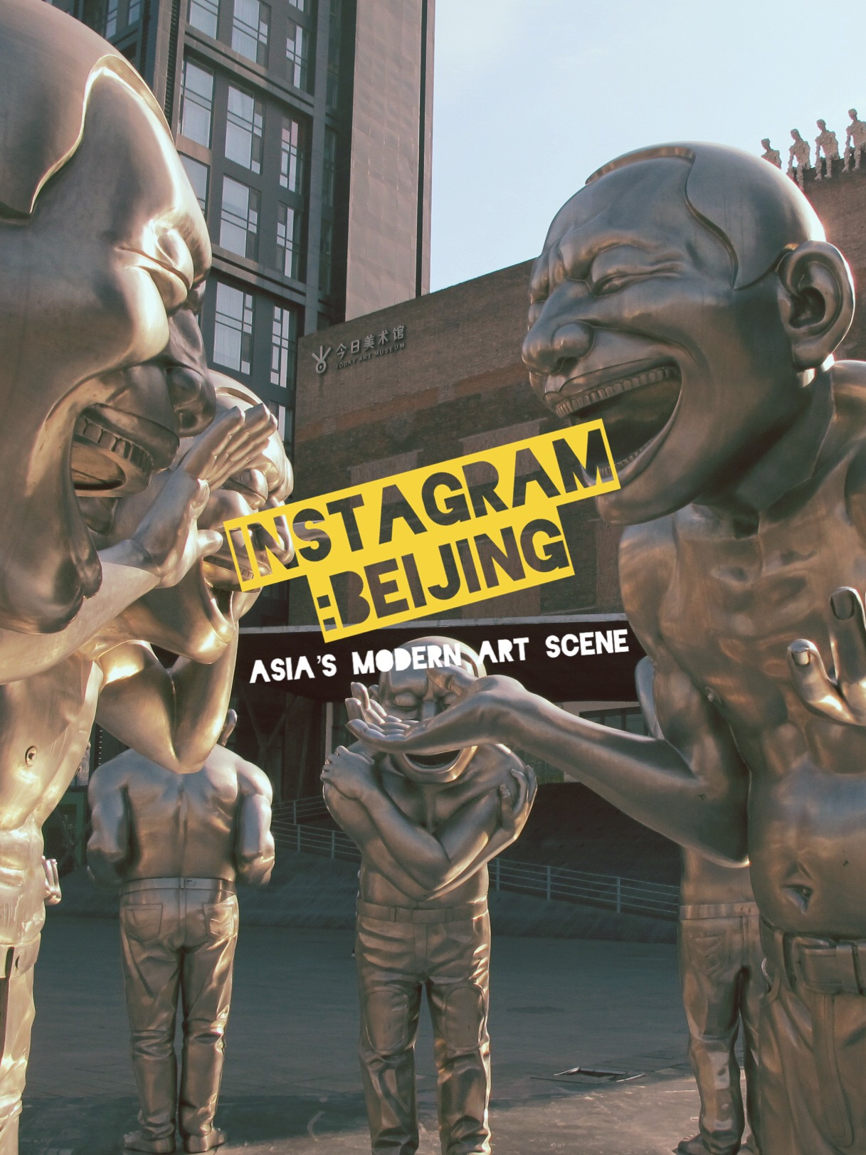 The Awesome Modern Art Places and Instagram Spots in Beijing