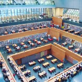 National Library of China (North Extension): KSP Jürgen Engel Architekten