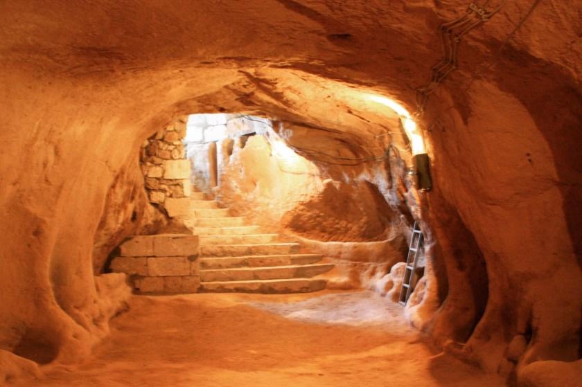 Cappadocia - Underground cities