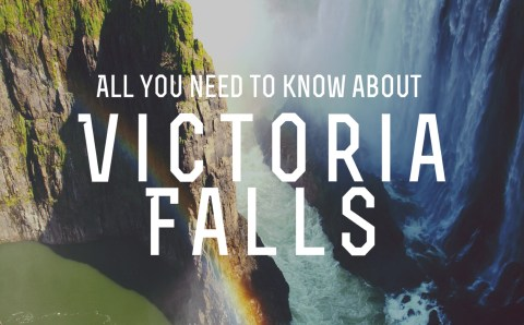 The 101 Travel Guide of What You Need to Know about Victoria Falls