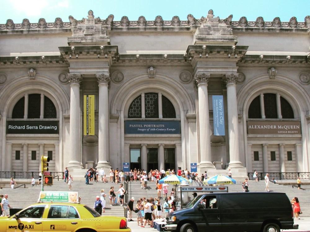 1. Metropolitan Museum of Art