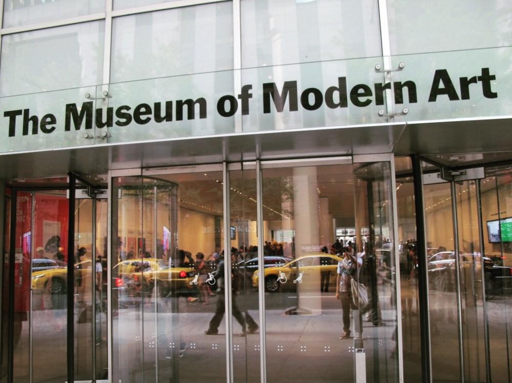 2. Museum of Modern Art
