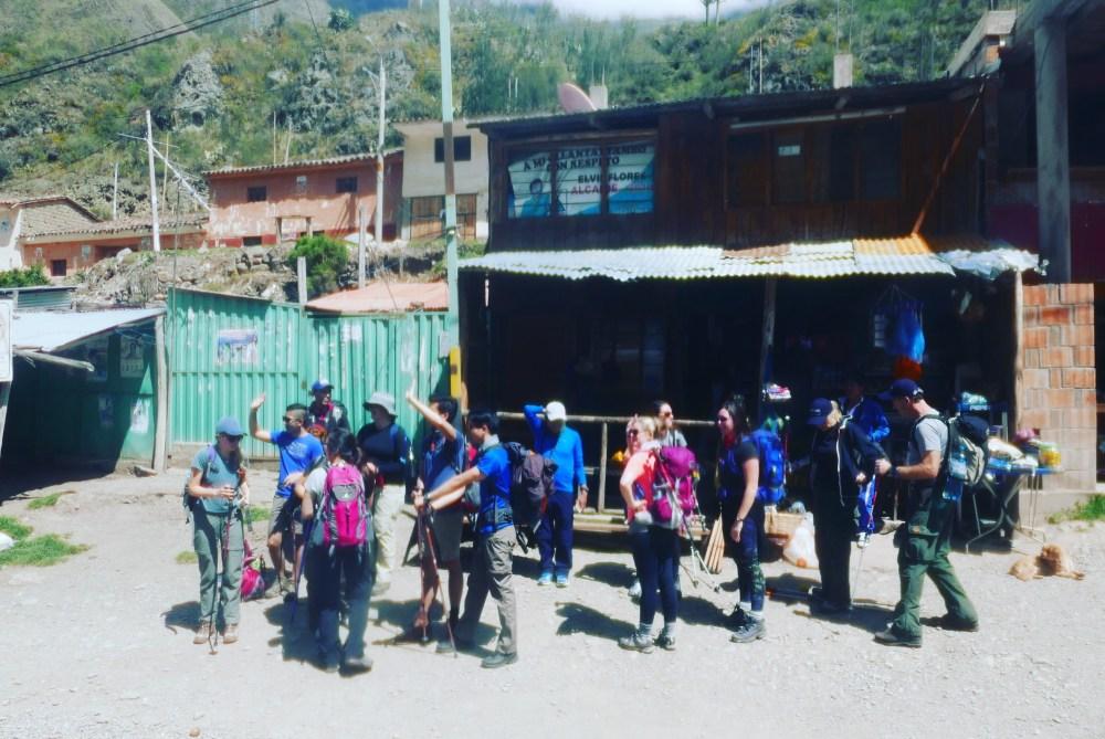 Machu Picchu - Ollantaytambo