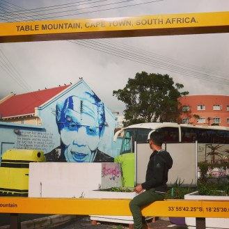 Cape Town - Table Mountain Photo Frame
