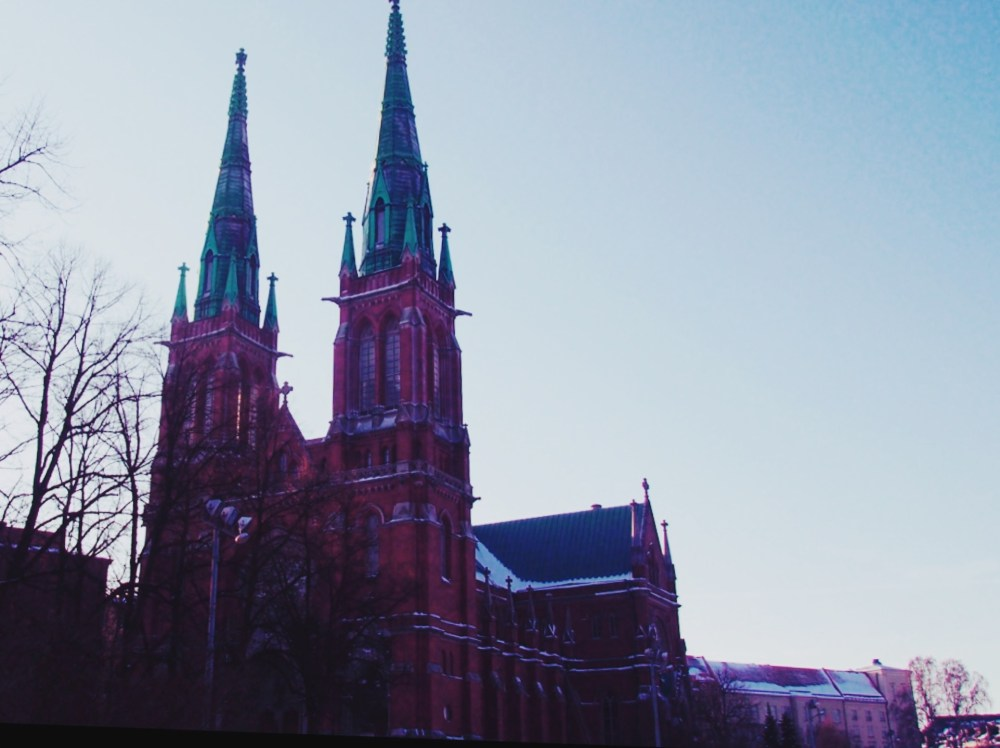 Helsinki - St John Cathedral