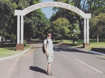 Victoria Falls - Zimbabwe Victoria Falls Hotel