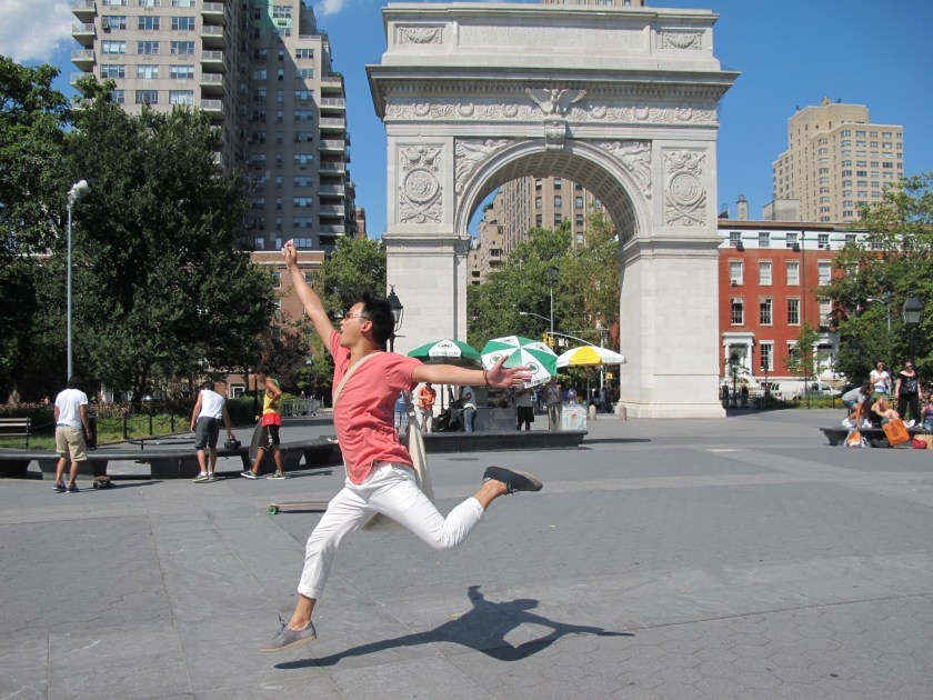 Washington Square New York 4