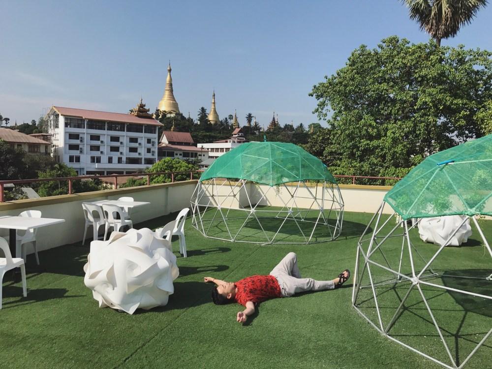 Yangon Thingyan, Myanmar 8