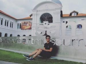 Singapore - Art Museum (2)