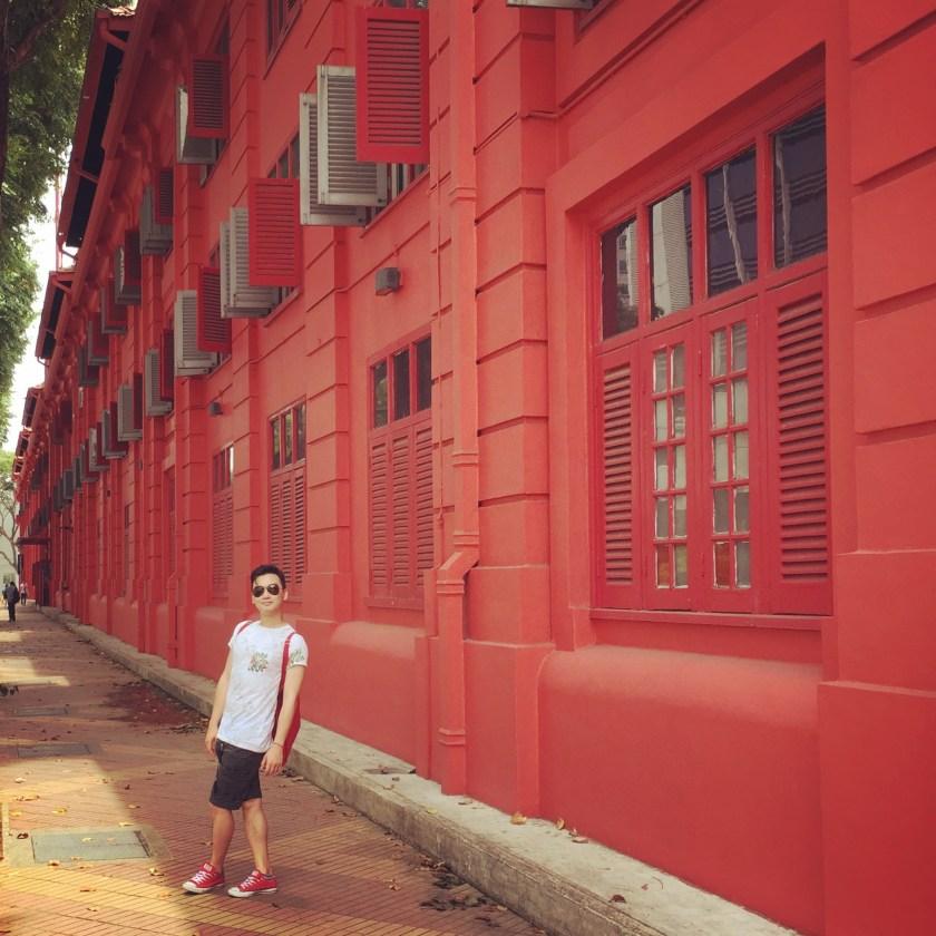 Singapore - Red Dot Design Museum (Old).JPG