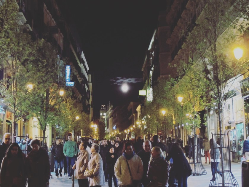 Madrid Night
