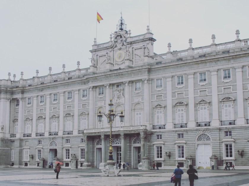 Royal Palace of Madrid 1