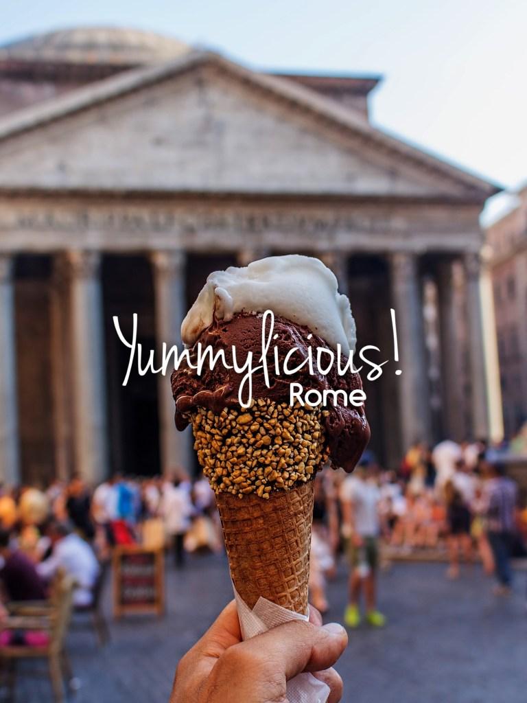 Yummylicious! Rome!