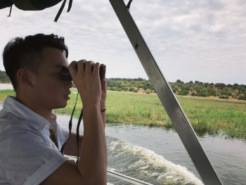 When I was planning my trip to South Africa, and I was scrolling through the travel forums, one question popped out rather frequently: Chobe or Kruger?