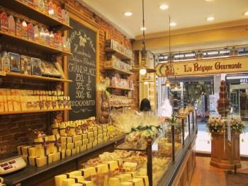Chocolate Store, Brussels, Belgium