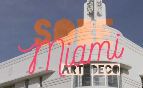 Relax in Sobe & Enjoy the Deco