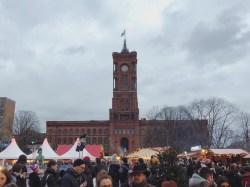 Berlin, Europe Christmas Market