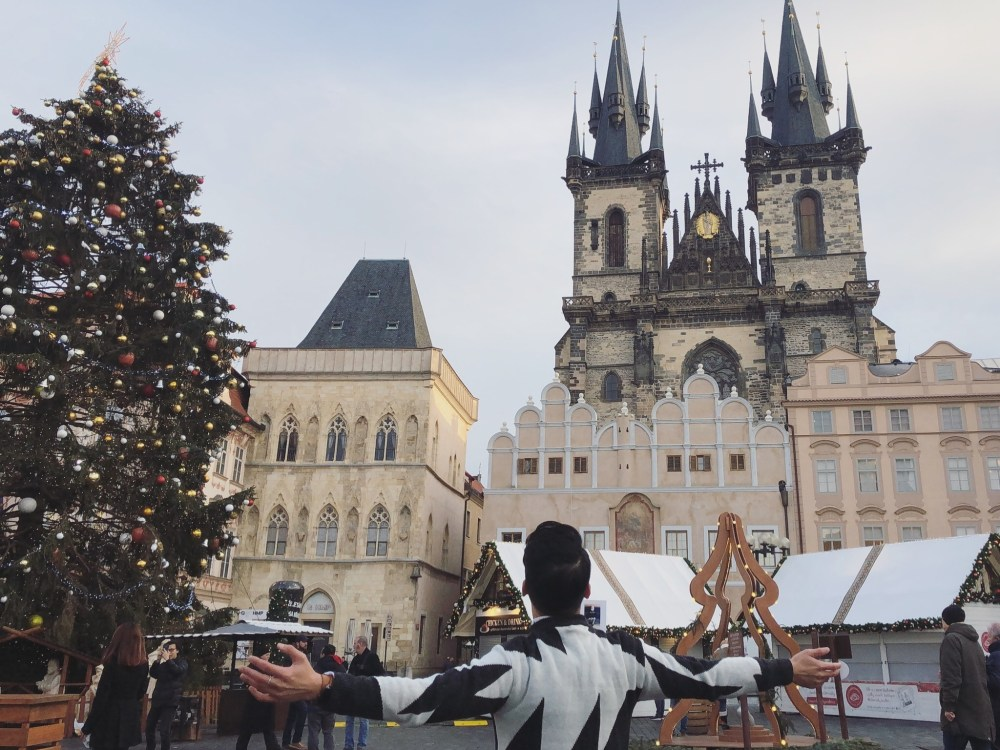 Europe Christmas Market - Prague 5