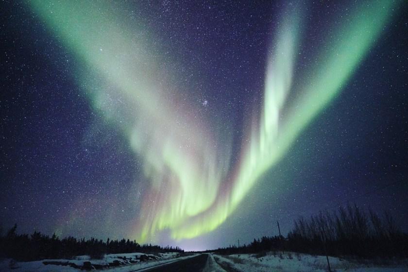 Yellowknife - Northern Lights 2