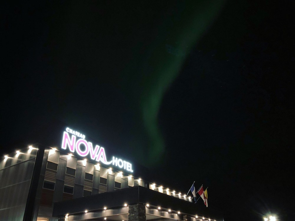 Yellowknife - Northern Lights (Village 2)