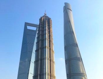 4 The Shanghai Tower