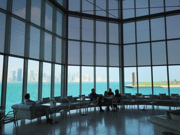 Museum of Islamic Art Cafe 1