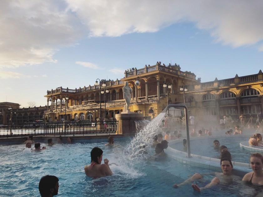 2 Széchenyi Thermal Bath