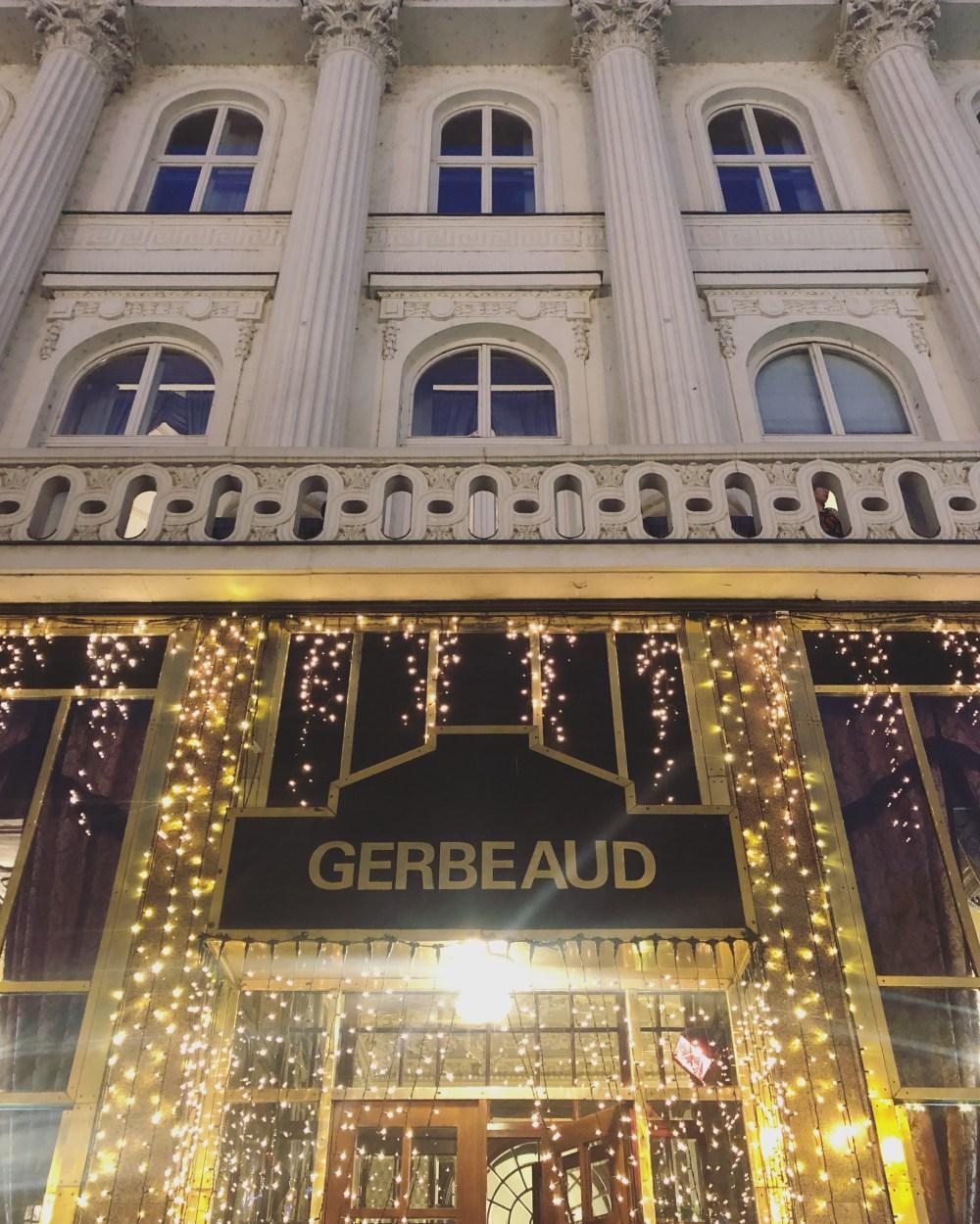 4 Café Gerbeaud