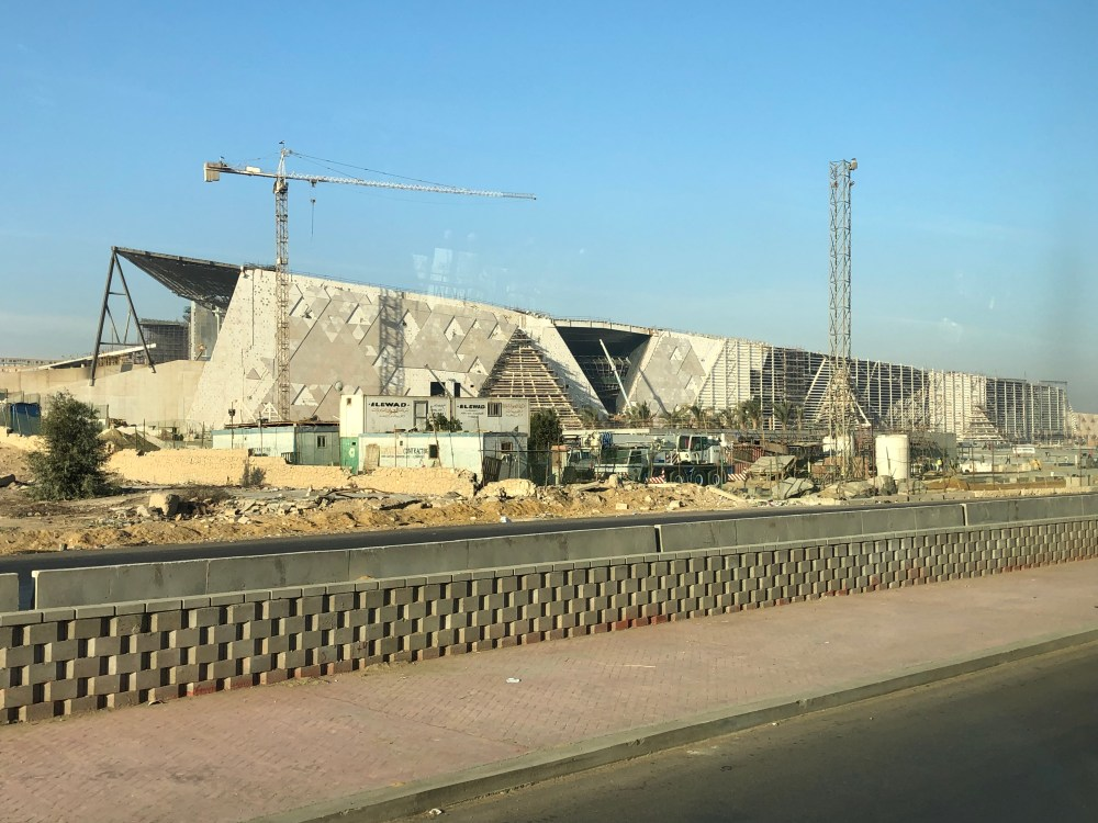 1 Grand Egyptian Museum