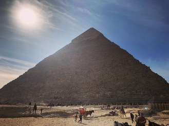 Day 2 Great Pyramid of Giza 3