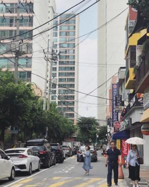 Ichon-dong 이촌동 2