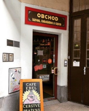 Prague - Food Coffee