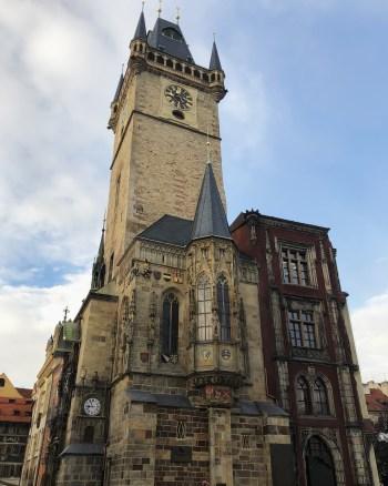Prague - Old Town Hall