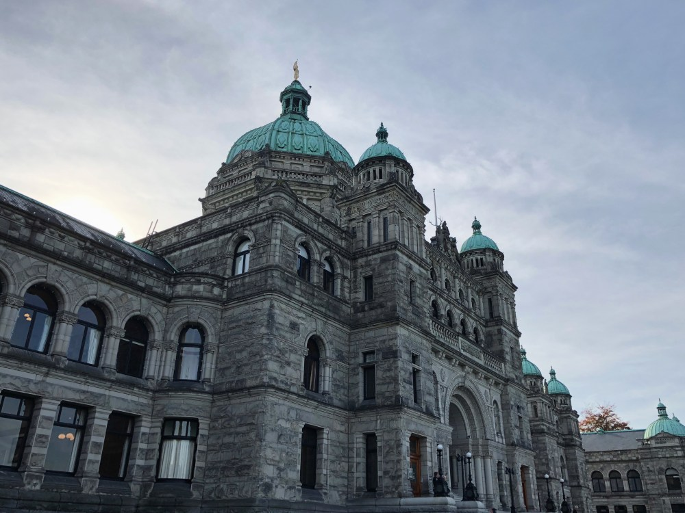 6 British Columbia Legislature 3