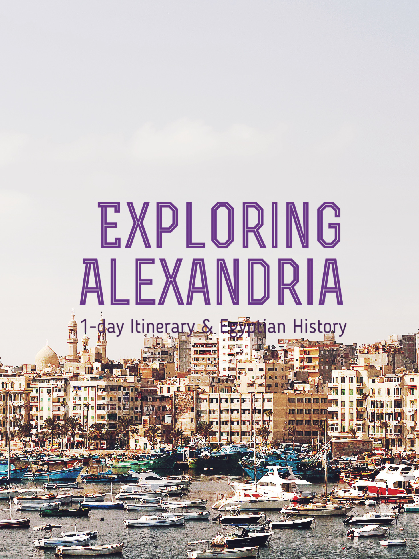 Alexandria: Connecting Europe to Africa