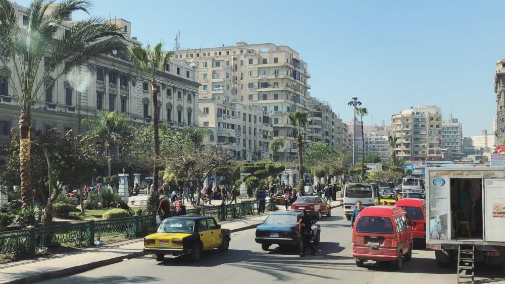 Alexandria - El Gondy El Maghool Square 2