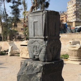 Catacombs of Kom El Shoqafa 4